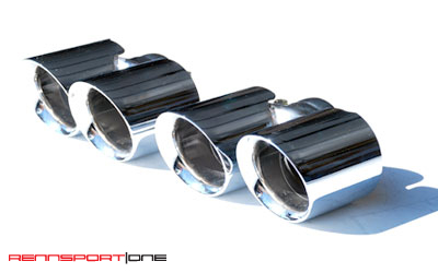 Chroming exhaust tips?? - 6SpeedOnline - Porsche Forum and