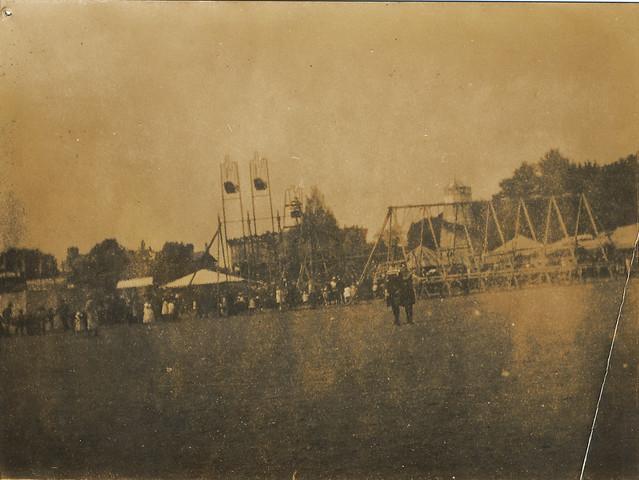 fairground 1900