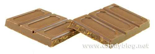 Swiss Army Energy Bar Chocolate - Milk Chocolate with corn flakes & guarana