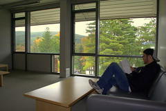 Day Lighting (Zilkha Center) Tags: sustainability williamscollege greenbuildings northacademicbuilding