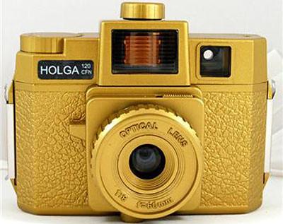 Gold Holga Yumminess