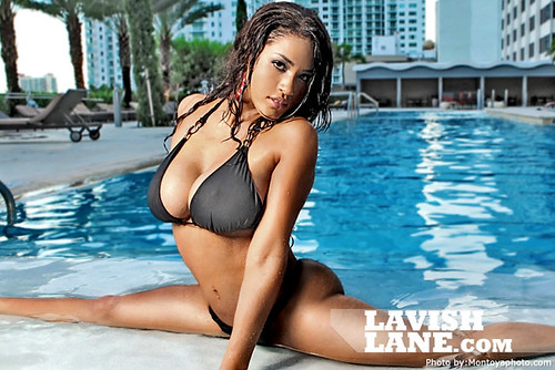 Rosa Acosta Lavish Lane Photoshoot Video