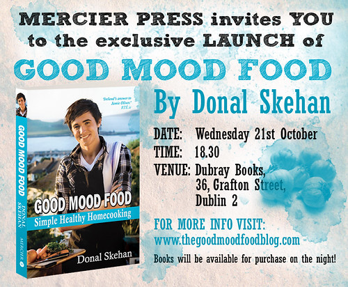:: Good Mood Food: THE BIG BOOK LAUNCH!