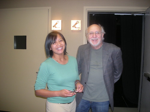 Meeting Peter Yarrow
