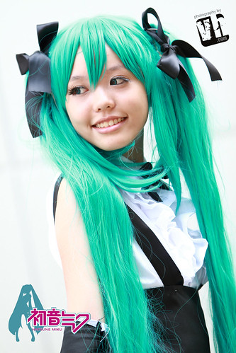 Hatsune Miku (Project Diva version)