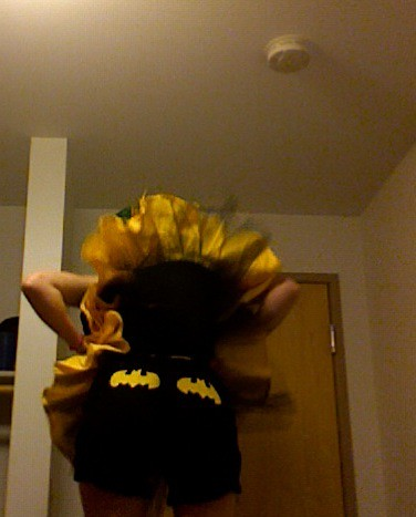 And of course...BAT BLOOMERS :B