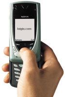 Movil enviando SMS
