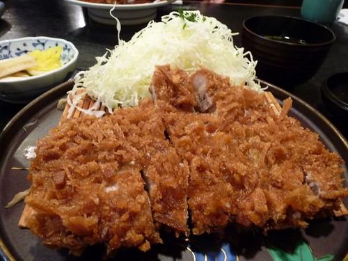 Tonkatsu of とんかつ三太