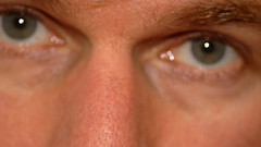 278/365 - The Eyes Have It (PSub_Eye) Tags: windows selfportrait out october bars 5 onmy monday 2009 riffraff day278 putup 365days orshouldi 3652009 tokeepthe