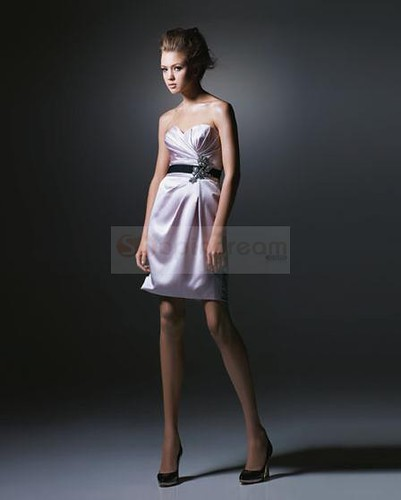 evening wedding dress