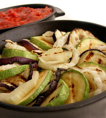 Fennel & Pastis Ratatouille