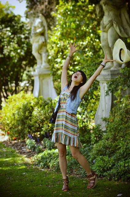 Statue Garden 2