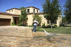 Paradise Valley Paver Cleaning by ACME POWERWASH