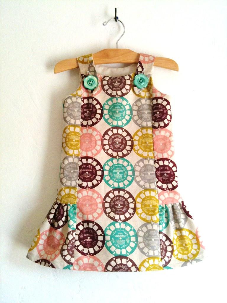 Seashore Dress front