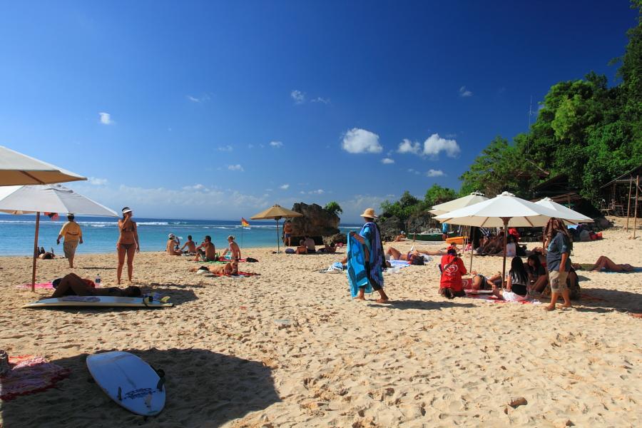 Padang Padang Beach #1