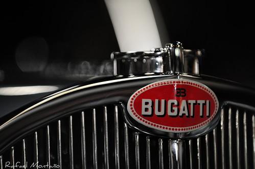 Bugatti Badge Rafael Montano