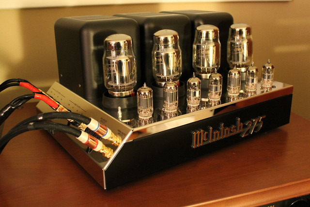 Mcintosh C22 Mk 2 Amp Mc275 Mk 2 Steve Hoffman Music Forums