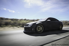 Mercedes-Benz CLK63 AMG Black Series. (Charlie Davis Photography) Tags: vision:mountain=0623 vision:outdoor=099 vision:clouds=0712 vision:sky=0904 vision:ocean=0604 vision:car=0874