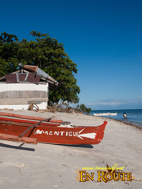 Mantigue Boat