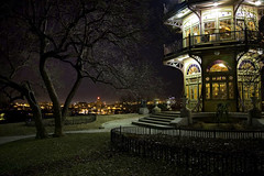 Patterson Park Pagoda, Baltimore MD (crabsandbeer (Kevin Moore)) Tags: city longexposure urban japan pagoda maryland citylights canondslr pattersonpark natty boh highlandtown baltimoremd ushistory eastbaltimore