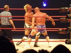 Kurt Angle vs Jeff Jarrett