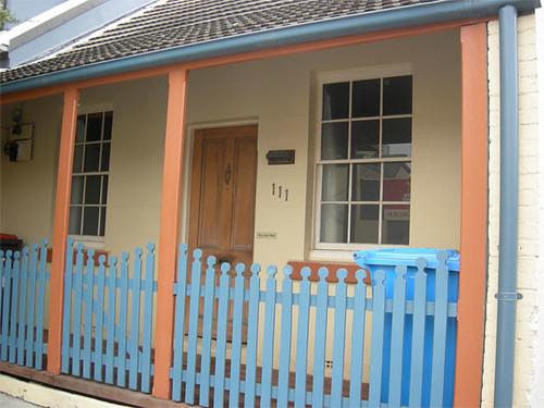 Original House Colours