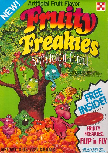 Fruity Freakies