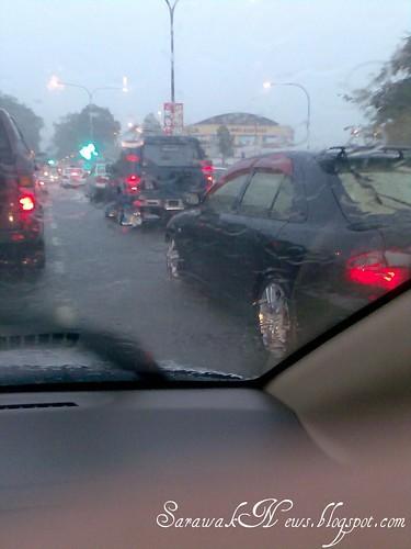 Kuching - Flood