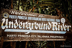 Welcome to the Underground River