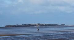Hilbre Island, West Kirby (stevetuk) Tags: wales wirral westkirby northwales hilbreisland deeestuary