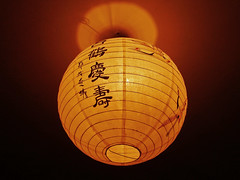 Pantalla China / Chinese Lantern