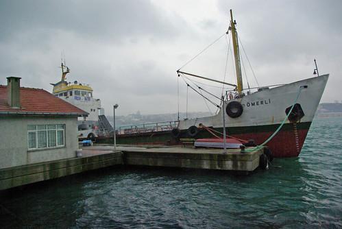 a port in Üsküdar, Paşalimanı, İstanbul, Pentax K10d