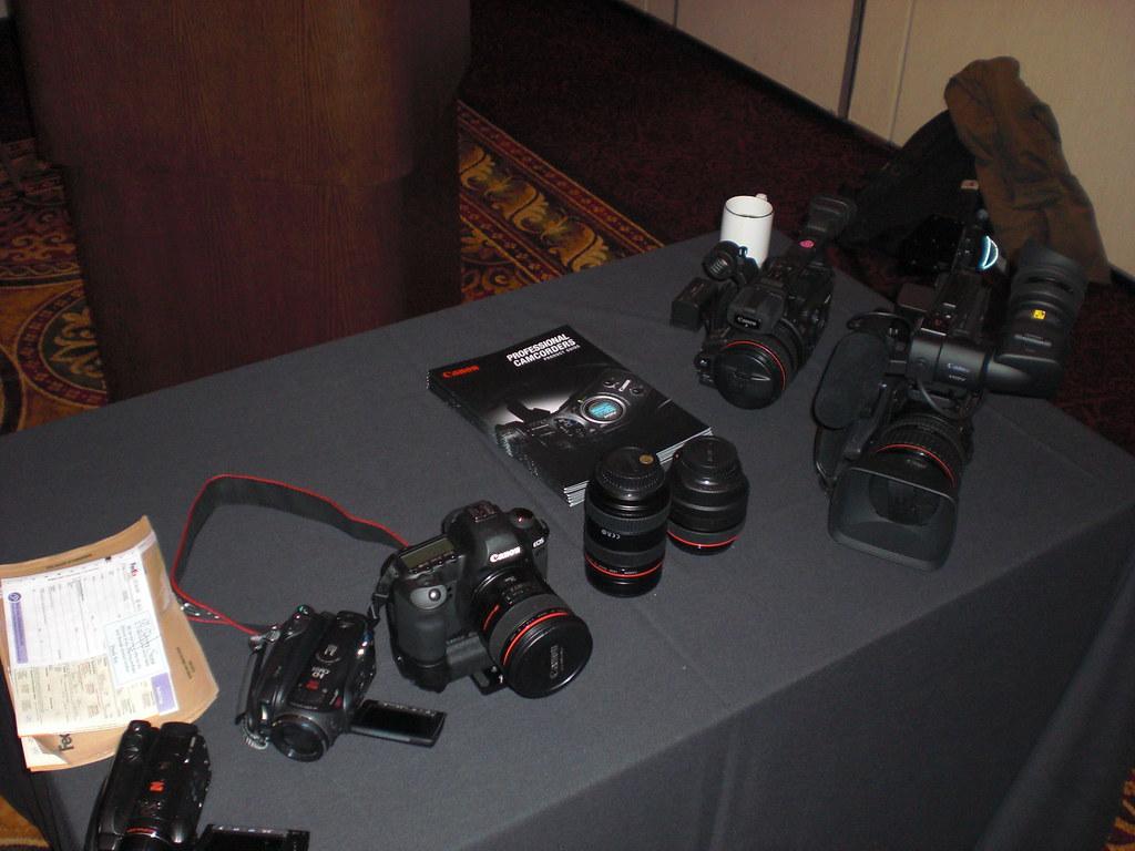 Canon HD Cameras