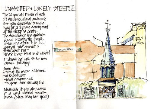 090228 Unwanted Steeple