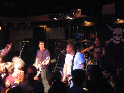 Teenage Bottlerocket, Laramie