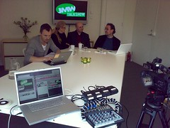 JMW Talkshow med mogulus/wirecast 1