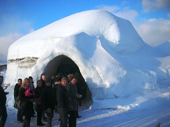 Krikenes Snow Hotel & Resort in Norway #1
