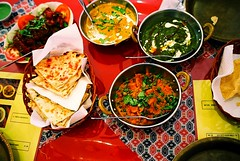 North Indian Food in Nepalese Resto