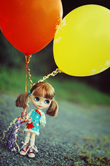 The Other Balloon Picture - WAW Clashing colors
