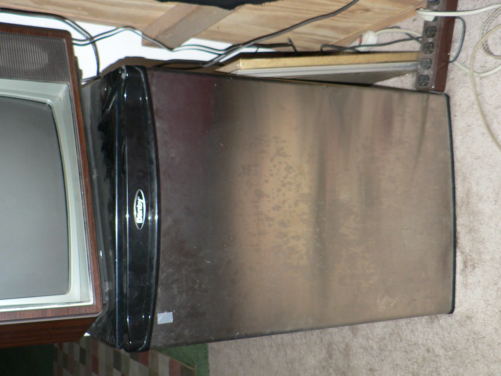 Refrigerator with mini Freezer for sale, $50.00