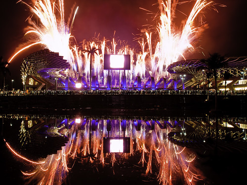 2009 World Games Grand Opening Fireworks 世運開幕煙火秀