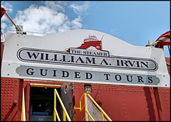 The Steamer (emma leishman) Tags: minnesota duluth williamairvin guidedtours thesteamer