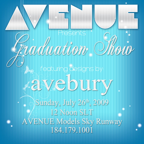 AVENUE Models Academy Graduation Show, 26 July 09 - 12 Noon