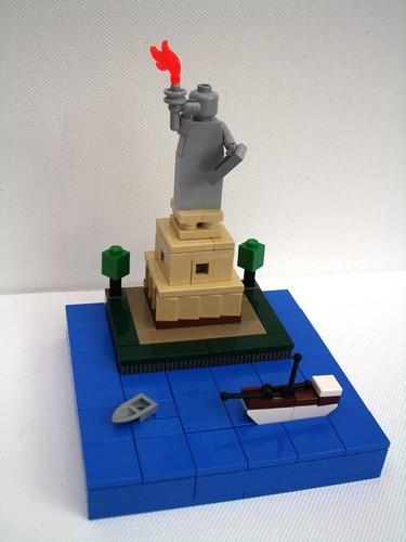 Liberty Custom Lego Minifigures