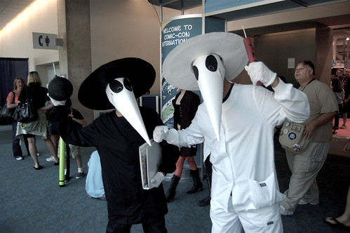 Comic Con 09: Spy Vs. Spy