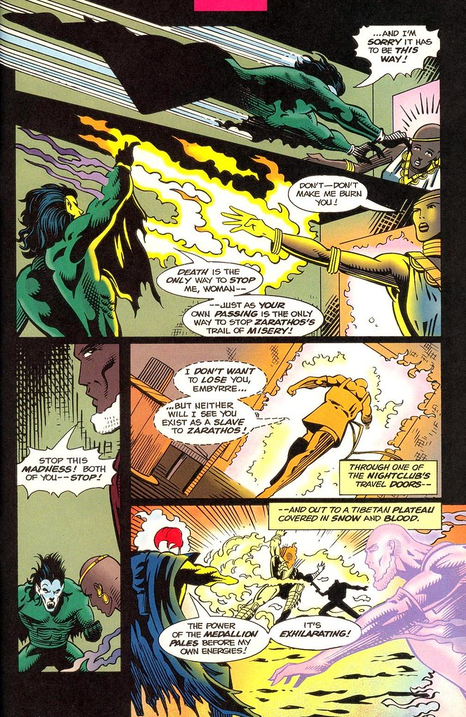 midnight sons unlimited #4 - Page 41