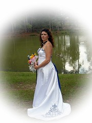 My Bride Norma (~JENO~) Tags: pictures family wedding ladies girls people woman usa color beautiful lady ga georgia nikon women colorful hometown edited best wife pointandshoot brides weddings norma scenes bi perryga houstoncounty photoscape coolpixl16camera ~jenophotos~