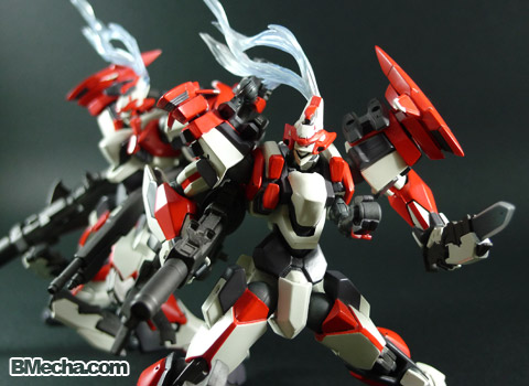 Kaiyodo Revoltech ARX-8 Laevatein from Full Metal Panic