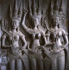 Tempuj t Angkor Varit, Kamboxhi. Temples d'Angkor Vat, Cambodge. Templos de Angkor Vat, Cambodia. Temples of Angkor Vat, Cambodia. (Only Tradition) Tags: temple cambodge cambodia angkor templo tempull