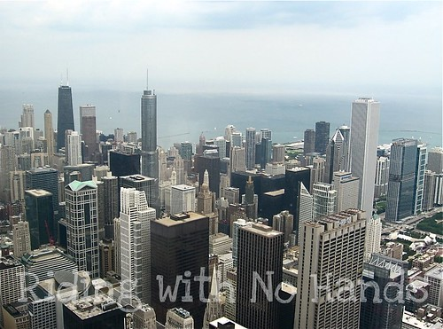 Chicago, from the Skydeck